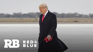 Can Trump pardon himself? Law professor weighs in