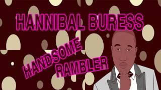 Handsome Rambler - Ep# 13 : Hannibal and Tony talk with Flying Lotus and Thundercat - COMEDY