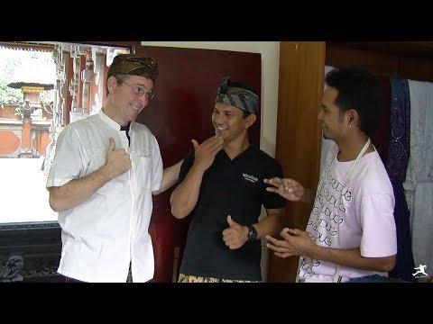 Bali: Deaf Tailor