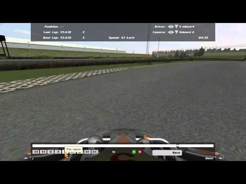 Kart Racing Pro Amsterdam Outdoor