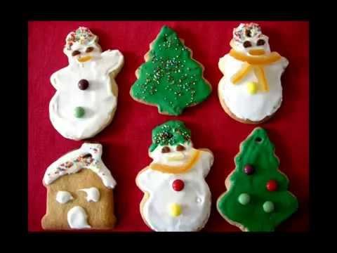 Sablés de Noël - كعكة عيد الميلاد - Christmas cake