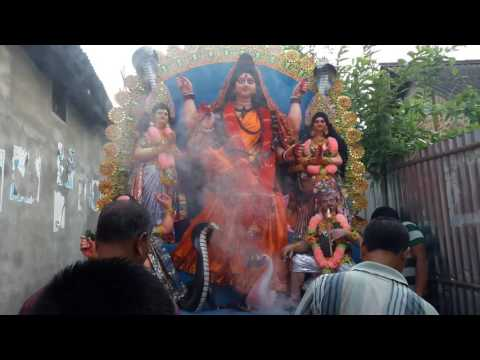 Monosa Puja dasami at lumding babupatty