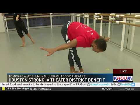Houston Strong: A Theater District Benefit