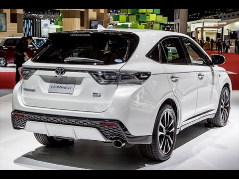ALL NEW 2019 TOYOTA HARRIER BEST PREMIUM SUV