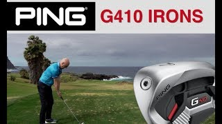 Ping G410 irons review - Best Game improvement irons 2019?
