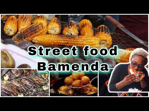 Street food in Bamenda Cameroon. Back market, commercial avenue, sonac street , nkwen, let's go eat
