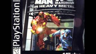 Iron Man And X-O Manowar in heavy metal Soundtrack 1