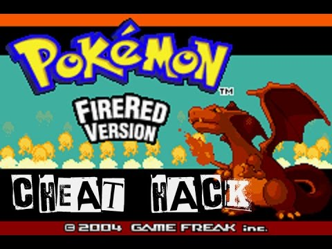 how to hack pokemon leaf green on android
