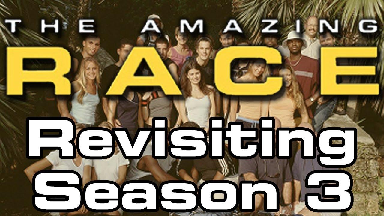 Download The Amazing Race - Season 3 Retrospective