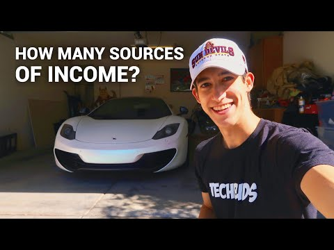 How Many Sources Of Income Do I Have? | How To Get Started!