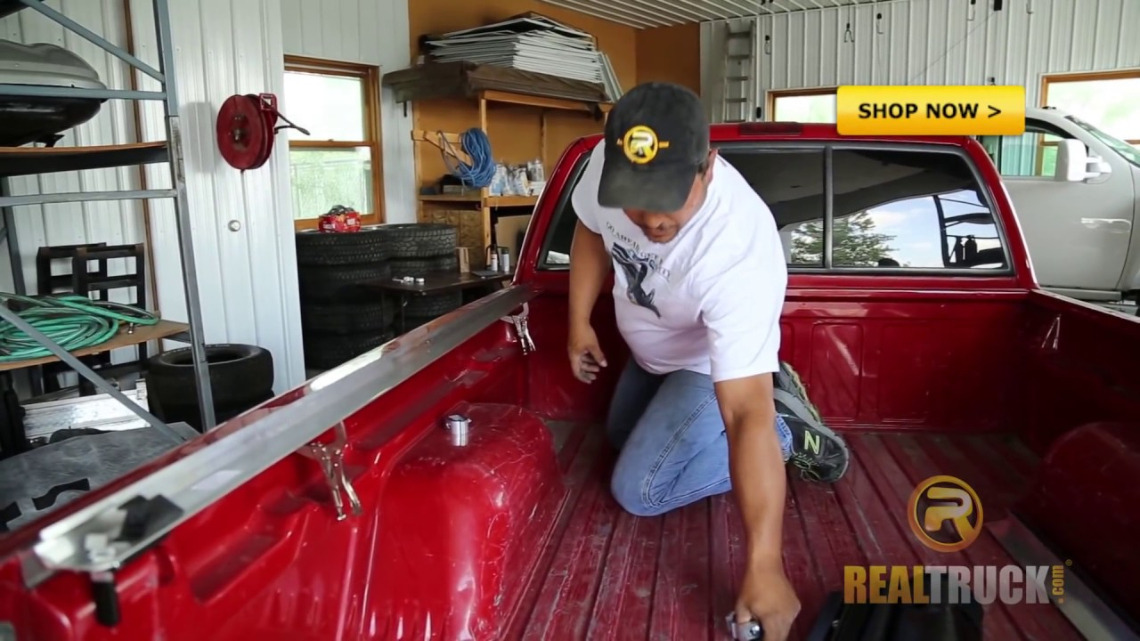 How To Install The Access Tonnosport Tonneau Cover Youtube