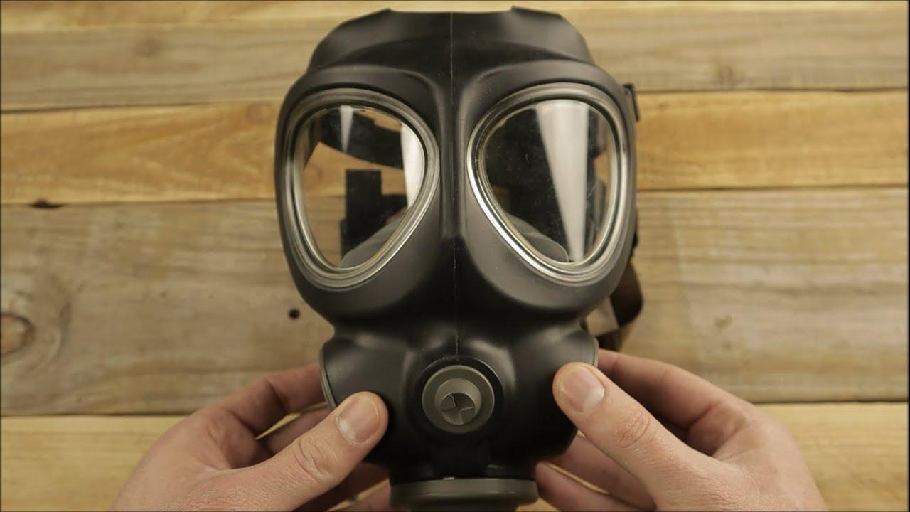 M95 Gas Mask