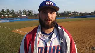 SUNY New Paltz Baseball vs. Plattsburgh