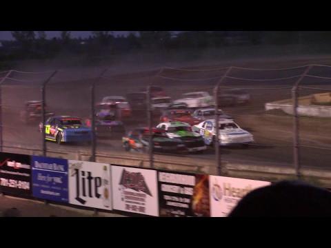 Jamestown Speedway Wissota Street Stock A-Main (5/13/17)