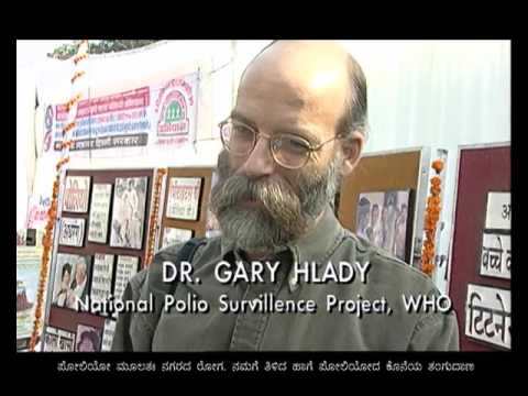 ROTARY's role in making Polio Free India