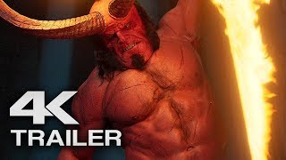 HELLBOY DUBLADO 4K Ultra HD filme trailer