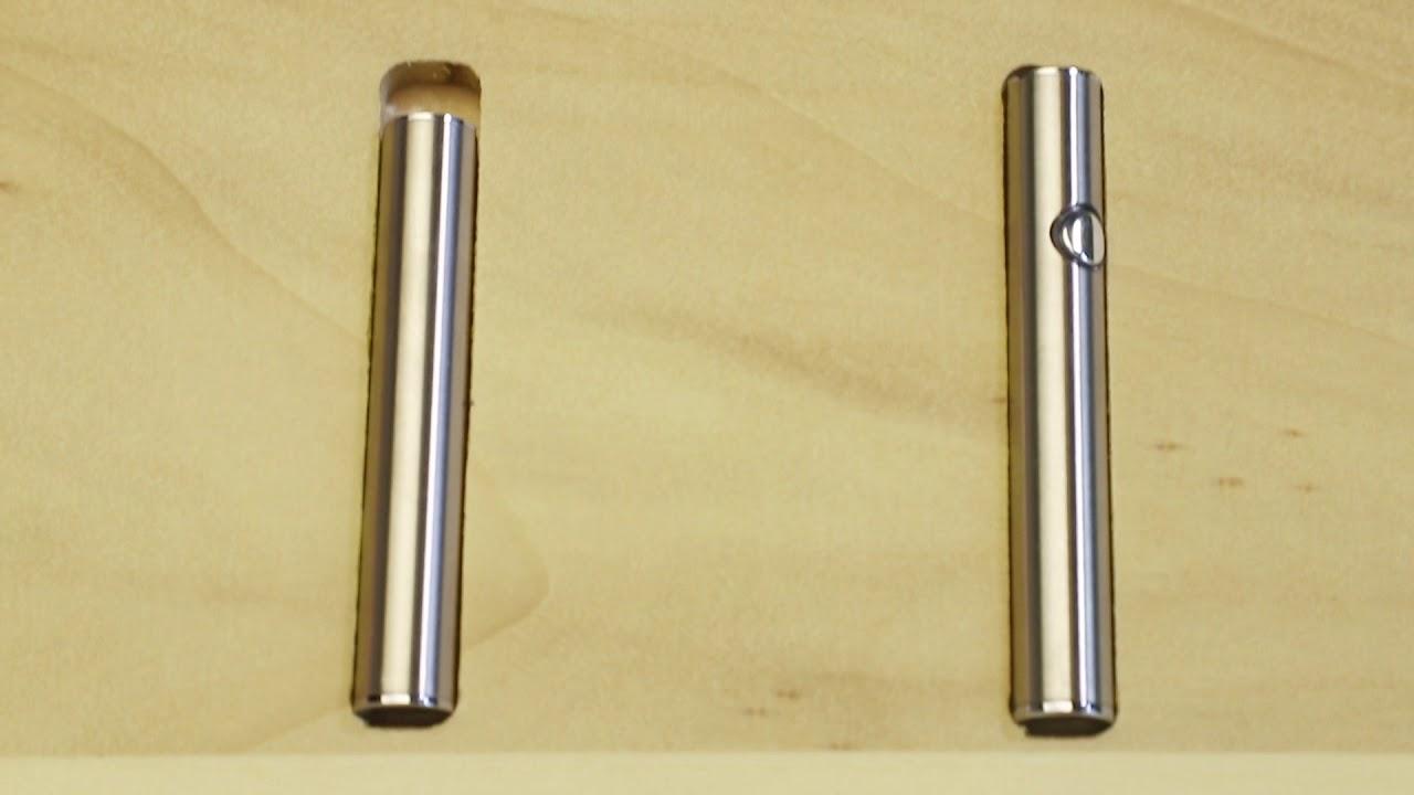Smiss Canada Hot MKB 1 0ML Rechargable CBD THC Hemp Oil Cartridge with 510  Thread Battery
