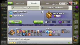 Finalmente desbloqueei o feitiço de fúria! - Clash of Clans