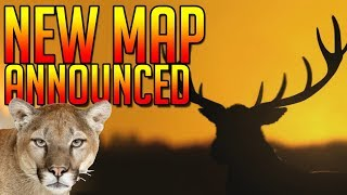 New Map theHunter Call of the Wild New Hunting Reserve! Trailer
