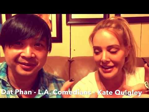 Dat Phan , Kate Quigley, Nathan Taitano South Point Casino / Guam / Guitar Center / Comedy / Framing