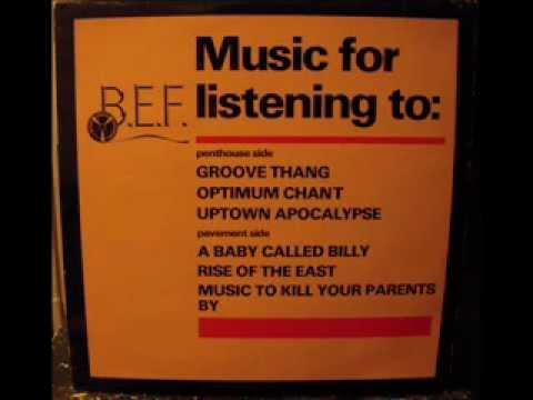 British Electric Foundation - Optimum Chant