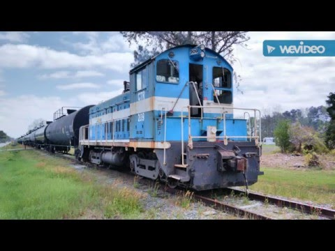 The Clinton Terminal Railroad Features a Special Cab Ride on The Ex Conrail SW9 #209