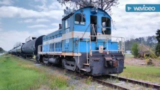 the clinton terminal railroad features a special cab ride on the ex conrail sw9 209