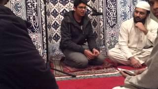 Quran Recitation Tilawat Ahad Khan Surah Surah Al Fil