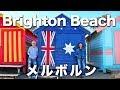 【オシャレなビーチハウス】メルボルン【ブライトンビーチ】ROADTRIP!!第二弾#6
