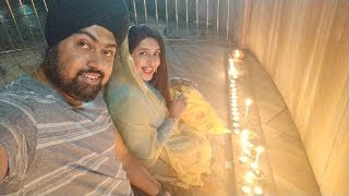 Diwali Celebration // Sikh Diwali 2018 // Diwali with friends //Lakshmi pooja list