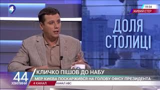 Володимир Пилипенко розповів, які шанси у Кличка в протистоянні з владою