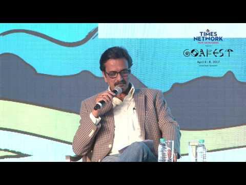 Sanjay Dutt  Goafest 2017
