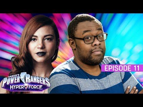 Power Rangers HyperForce  A Ranger in King Arthur's Court  Featuring Allie Gonino 1x11