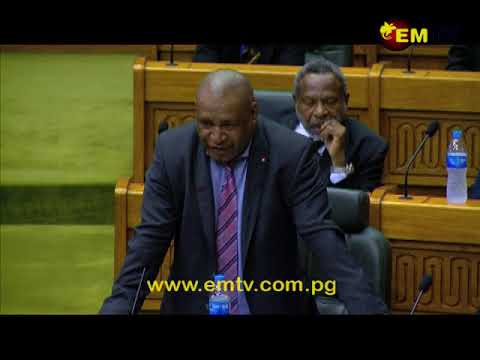 Minister Mirisim says PNG Defence Force To Expand Border Security