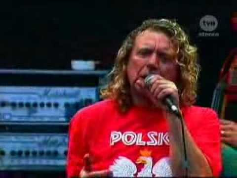 Robert Plant - Song To The Siren - 19.06.2001 - Warsaw 3/3