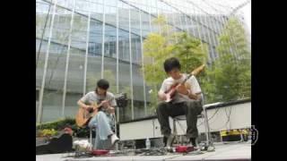 涼音堂茶舗 in store Live 青山ブックセンター/20090503