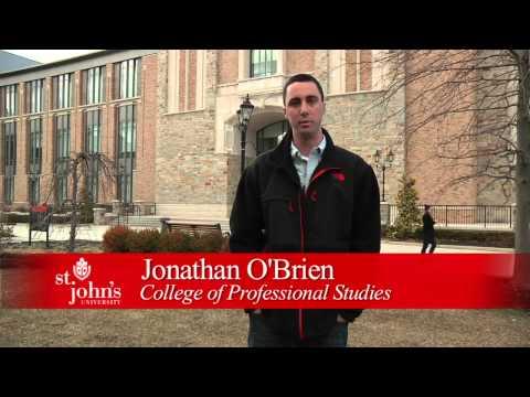 St. John's University Commencement Thank You Video 2013!
