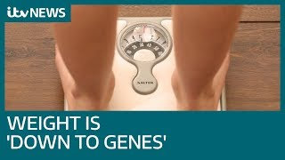 Thin people are that way due to their genes, new study suggests | ITV News