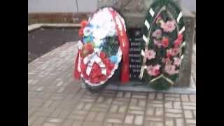 Памятник погибшим воинам в 1941-1945 г.