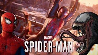 How Marvels Spider-Man Miles Morales SETS UP The NEXT Spider-Man Game (Marvels Spider-Man 2)