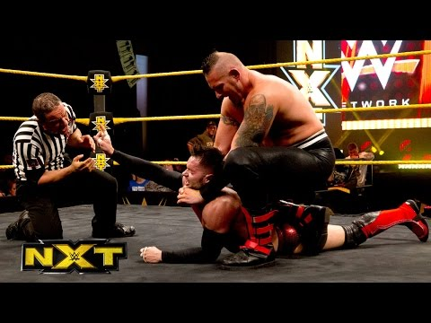 Finn Bálor & Hideo Itami vs. The Ascension - WWE NXT, January 1, 2015