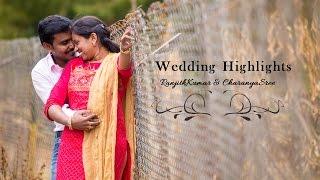 Studio Art Presents Wedding Highlights Of Ranjith & Charanya Sri