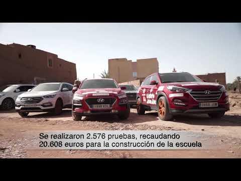 Hyundai España se vuelca con el 'Desierto de los niños'