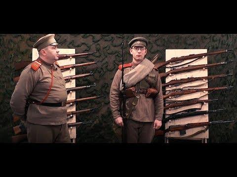 ОБЗОР! Форма русского пехотинца Первой Мировой