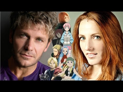 Voice Connections - Vic Mignogna & Caitlin Glass