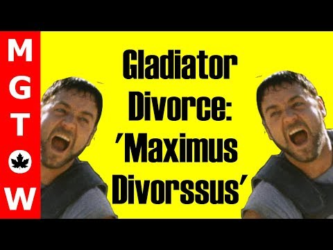 Russell Crowe Divorce Auction 2018. Russell go MGTOW!