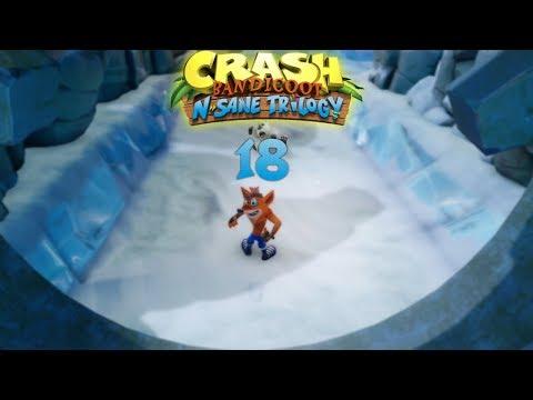 Crash Bandicoot: N'Sane Trilogy - Cortex Strikes Back   BEAR WITH ME  18