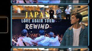 New Hope Club - Rewind - Love Again Tour 2019 Japan Vlog