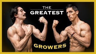 "6 Greatest ""Muscle Growth"" Techniques of All Time! (THEN & NOW)"