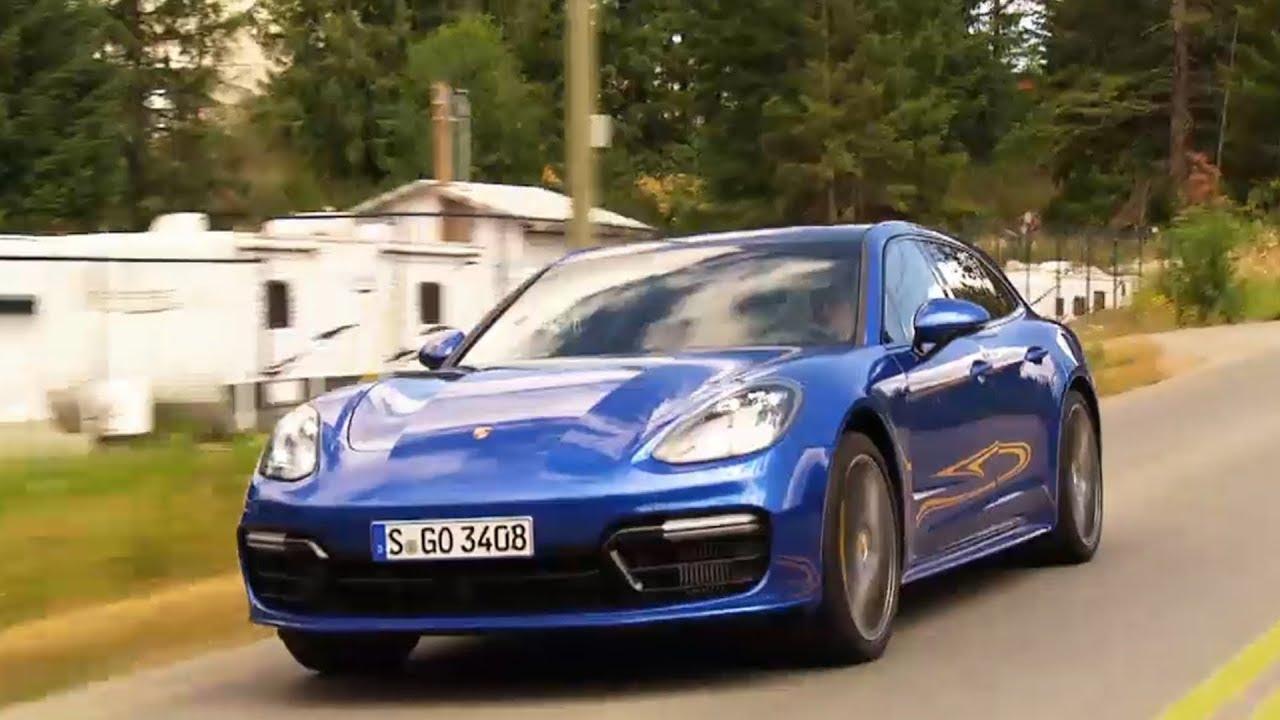 Trailer: Der neue Porsche Panamera Sport Turismo - GRIP - Folge 411 - RTL2